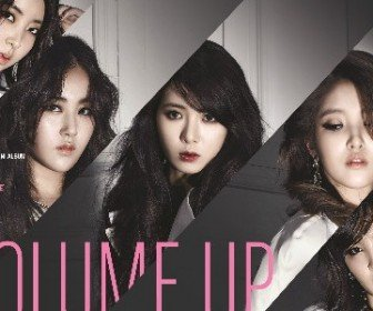 4Minute - Volume Up Lyrics (English & Romanized) at kpoplyrics.net