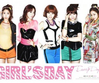 Girls Day - Oh! My God Lyrics (English & Romanized) at kpoplyrics.net