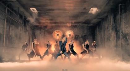 "JYJ Junsu releases ""Tarantallegra"" Dance Version MV"