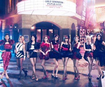 SNSD - Paparazzi Lyrics (English & Romanized) at kpoplyrics.net