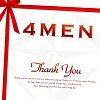 4Men - Thank You Lyrics