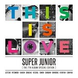 Super Junior - This Is Love Lyrics