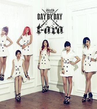 T-ARA - Day By Day Lyrics (English & Romanized) at kpoplyrics.net