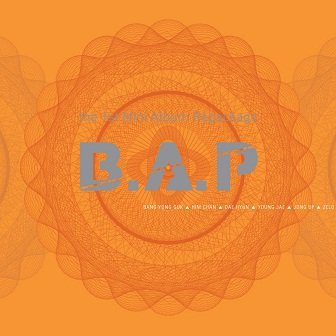 BAP 1st mini album Repackage Cover