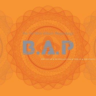 BAP 1st mini album Repackage Cover