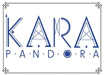 Kara - Pandora mini-Album Cover
