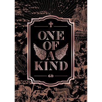 G-Dragon One Of A Kind 1st mini-Album
