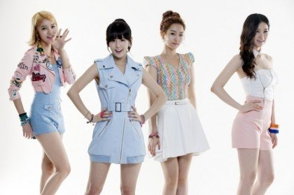 girl bands with 4 members