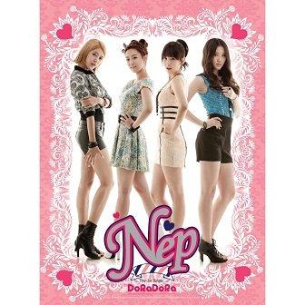 Nep DoraDora Single Cover