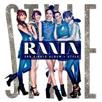 Rania 3rd Single Album