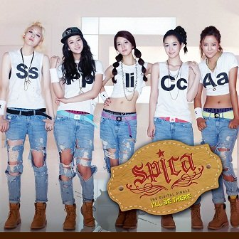SPICA - I'll Be There