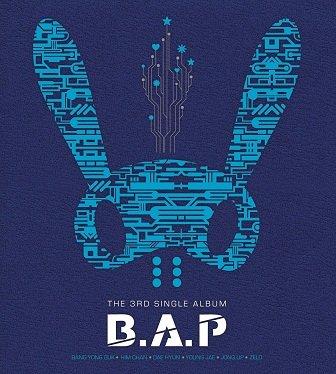 B.A.P 3rd Single Album