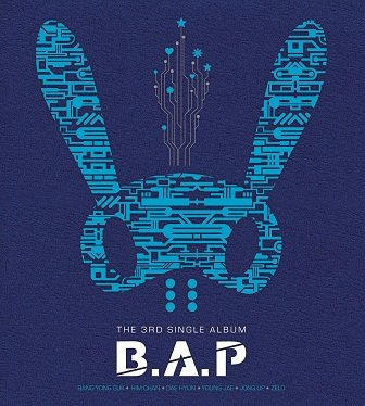 B.A.P 3rd Single Album