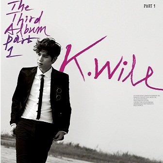 K.Will 3rd Album Part 1