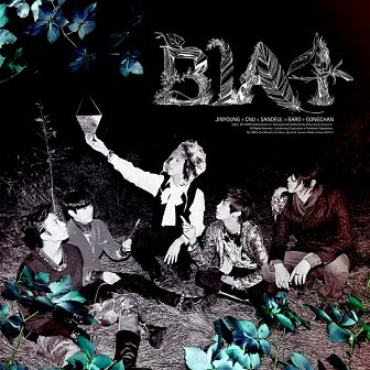"B1A4 ""In The Wind"" mini-Album"