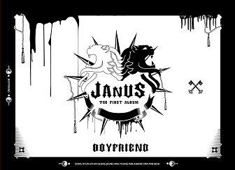 "Boyfriend ""Janus"" 1st Album"