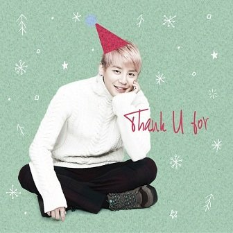 Xia Junsu Thank U For Single