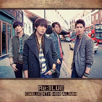 CNBLUE 4th mini-Album