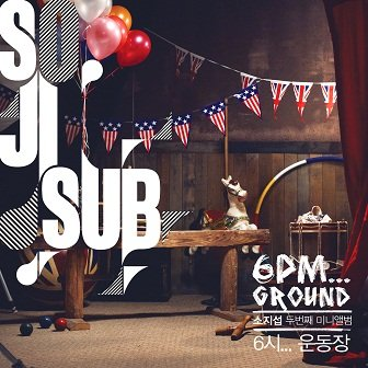 So Ji Sub 6PM Ground Album