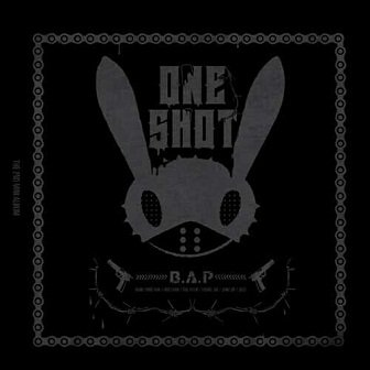B.A.P One Shot Cover