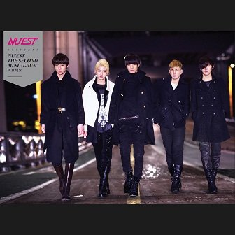 Nuest 2nd mini-Album