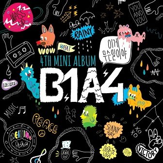 B1A4 4th mini-Album