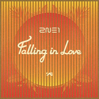 2NE1 Falling In Love Single