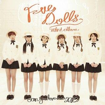 5Dolls EP
