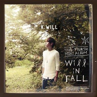 K.Will 4th mini-Album