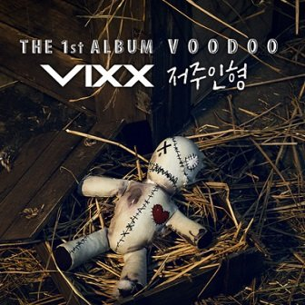 VIXX     VooDoo Doll LyricsVixx Voodoo Album Cover
