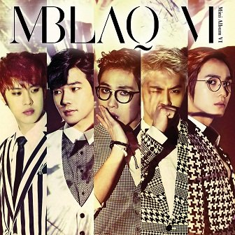 MBLAQ 6th mini-Album