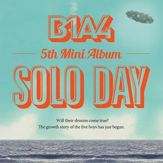 B1A4 5th mini-Album