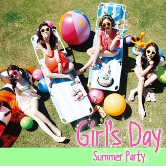 Girl's Day Summer Party EP