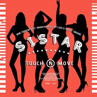 SISTAR 2nd mini-Album