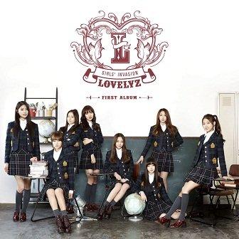 Lovelyz 1st Album