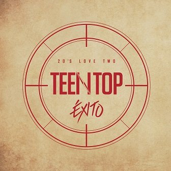 Teen Top EXITO Repackaged