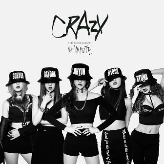 4Minute 6th mini-Album