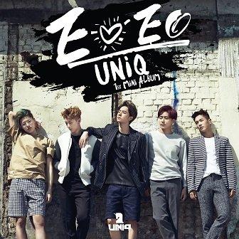 UNIQ 1st mini-Album