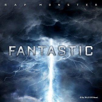 Rap Monster Fantastic 4