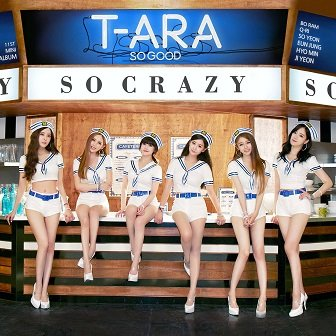 T-Ara 11th mini-Album