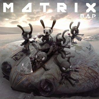 B.A.P Matrix EP