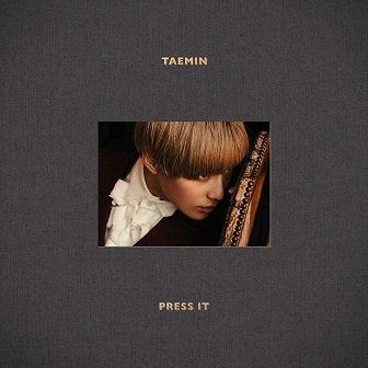 Taemin 1st Album