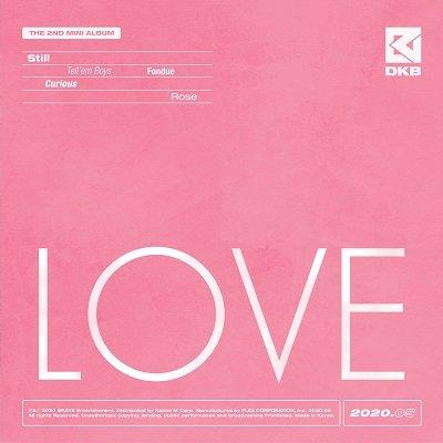 DKB LOVE Album Cover