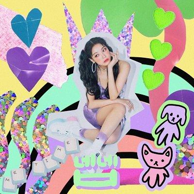 Yubin ME TIME Single Cover