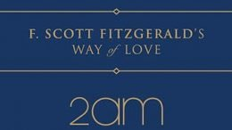 2AM F.Scott Fitzgerald's Way Of Love mini-Album Cover