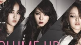 4Minute Volume Up Cover