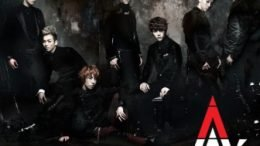 A-JAX A-JAX 1st Single Album Cover