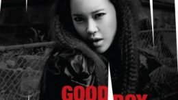 Baek Ji Young Good Boy EP Album Cover