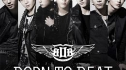 BTOB Born To Beat (Asia Special Edition) Cover