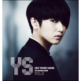 Heo Young Saeng SOLO 2nd mini-Album Cover